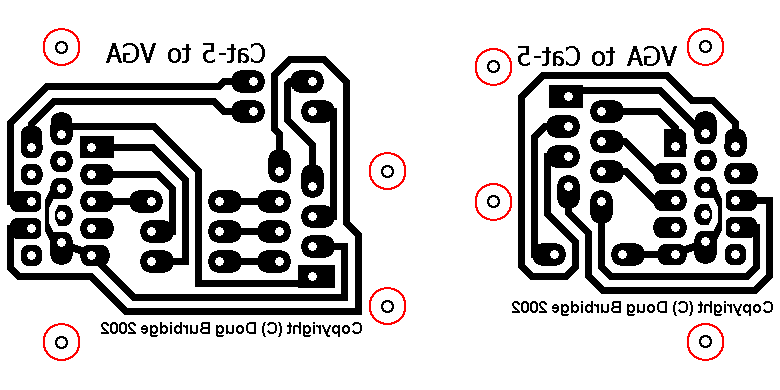 hd15torj45pcb usb to cat5 balun wiring diagram usb wiring diagrams collection usb to cat 5 wiring diagram at bakdesigns.co
